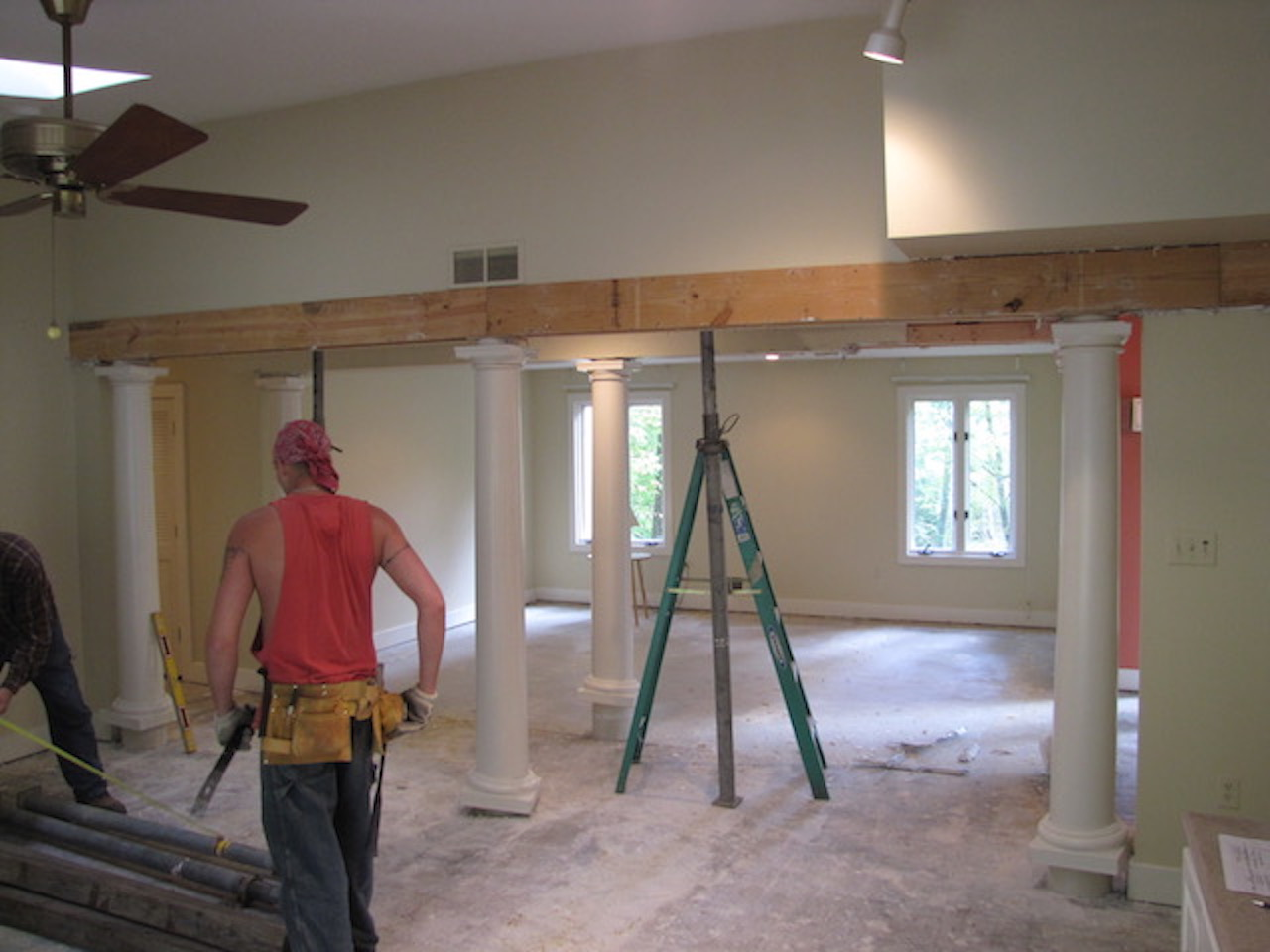 Vincent Abell Contracting Design Remodel Louisville